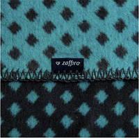 Одеяло детское двухстороннее в ромб ТМ Womar  75х100 см 100%  хлопок