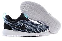 Беговые кроссовки мужские Nike Roshe Run Slipon 2016 - 47Z