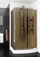 Душевая кабина Aquaform SERENGETI, стекло коричневое