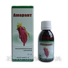 МАСЛО АМАРАНТА - снижение сахара в крови (концентрат)