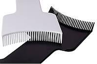 Лопатка для мелирования с зубцами  8265