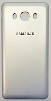 Задняя панель корпуса для мобильного телефона Samsung J5 (2016) J510F белая