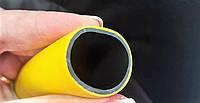 Шланг поливочный армированный желтый WAZ 1дюйм 50м ( Польша )