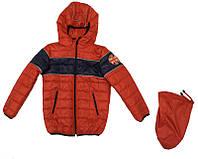 """Детская демисезонная курточка (ветровка) для мальчика """"Зара - кубик"""""""
