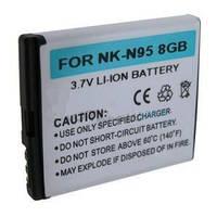 Аккумулятор PowerPlant Nokia N78, N79 (BL-6F) 1150mAh
