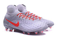 Nike Magista Obra 2 FG grey-red
