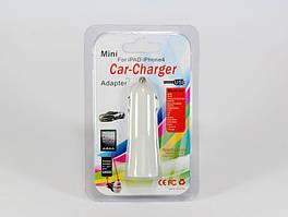 Автомобильное зарядное устройство USB 5 V