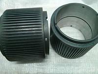Обечайки ролики гранулятора ОГМ-1,5
