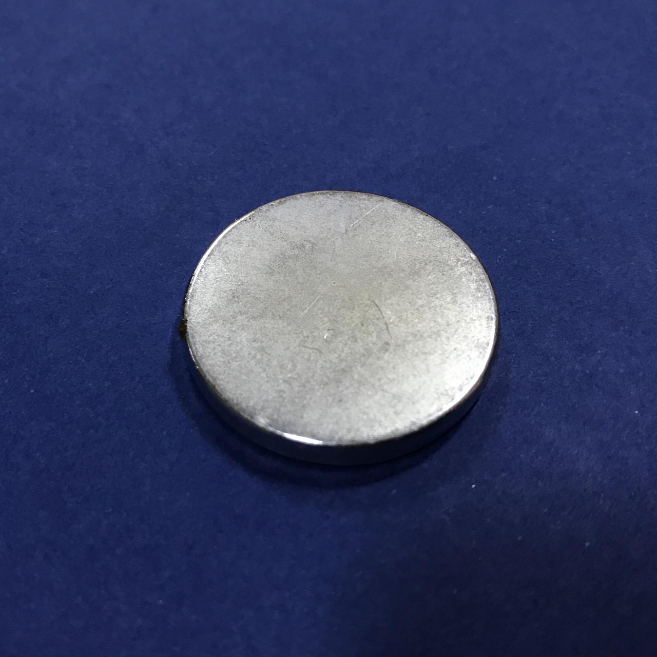 Неодимовые магниты. 30х4мм