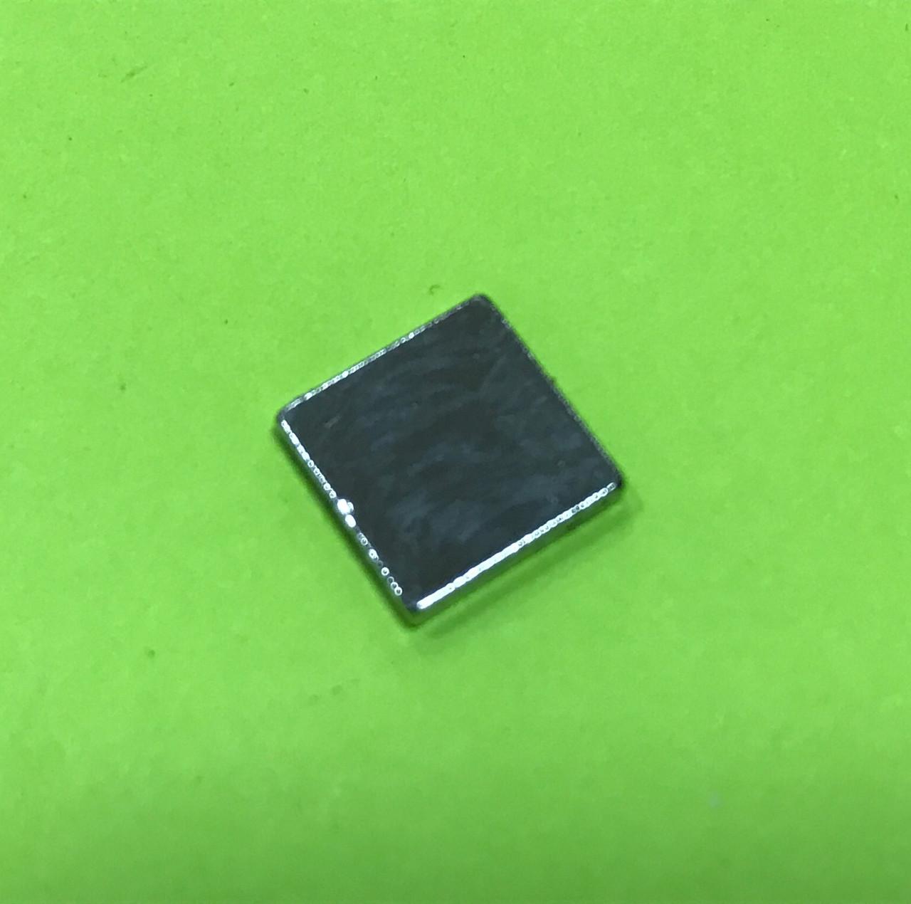 Неодимовые магниты. 10х10х2мм