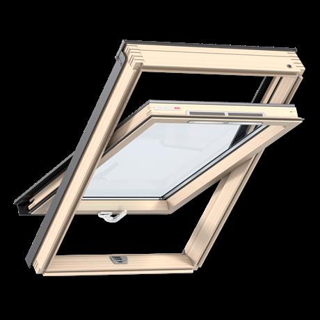 Мансардное окно VELUX Комфорт, ручка снизу GLR 3073В