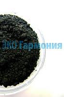 Минеральные декоративные пигментированные тени - Матовый Черный. 4,5 граммов