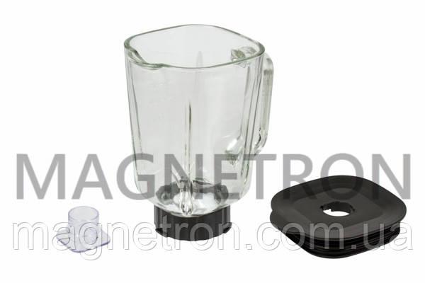 Чаша 1500ml с крышкой для блендера Zelmer 11011812, фото 2