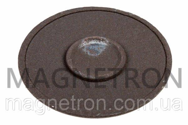 Крышка рассекателя (маленькая) для варочных панелей Indesit C00064918, фото 2
