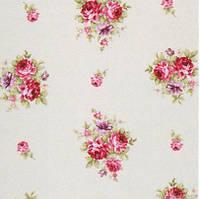 Ткани прованс производства Турция цветы
