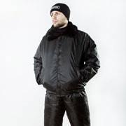 """Куртка зимняя """"Пилот"""", черная"""