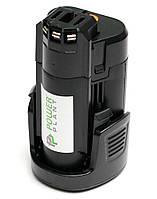 Аккумулятор PowerPlant для шуруповертов и электроинструментов BOSCH GD-BOS-10.8(B) 10.8V 2Ah Li-Ion