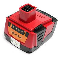 Аккумулятор PowerPlant для шуруповертов и электроинструментов HILTI GD-HIL-14.4 14.4V 4Ah Li-Ion