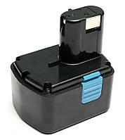 Аккумулятор PowerPlant для шуруповертов и электроинструментов HITACHI GD-HIT-14.4(A) 14.4V 2Ah NICD