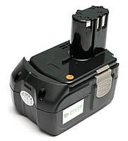 Аккумулятор PowerPlant для шуруповертов и электроинструментов HITACHI GD-HIT-18(B) 18V 4Ah Li-Ion