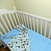 Комплект детского белья в кроватку -15