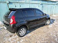 Спойлер Renault Sandero