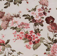 Ткань на диван прованс в цветы