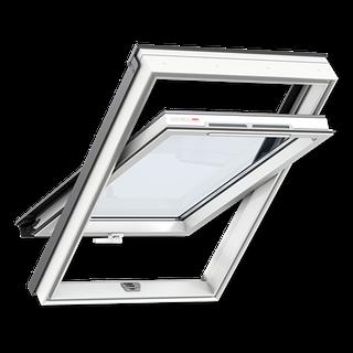 Мансардное окно VELUX ПВХ Комфорт, ручка снизу GLP 0073B