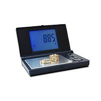Электронные карманные весы 6000 Momert