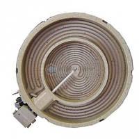 Конфорка электрическая EGO для стеклокерамики 210/120 мм 2100/700W 481231018895