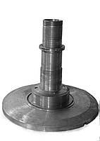 Запасные части к пресс-гранулятору ОГМ 1,5, планшайба гранулятора ОГМ-1,5