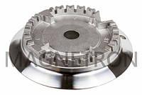 Горелка - рассекатель (средняя) для газовых плит Indesit C00136244 (код:13083)