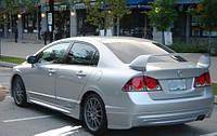 Спойлер Honda Civic 06 (Mugen-style)