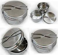 Набор посуды Helikon туристический из 3 предметов
