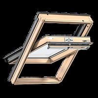 Мансардное окно VELUX PREMIUM, ручка сверху GGL 3070