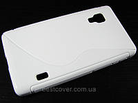 S-line чехол для LG E450 Optimus L5 II