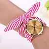 Жіночі кольорові наручний годинник Geneva, Рожевий 1