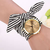 Женские цветные наручные часы Geneva, Черный, фото 1