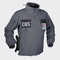Куртка COUGAR® QSA™+HID™-Soft Shell Windblocker - Shadow Grey||KU-CGR-SM-35