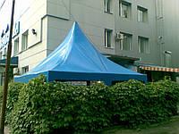 Каркасно тентовые шатры