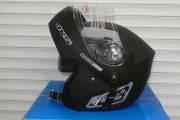 Шлем-трансформер FGN black matt