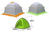 Палатка зимняя Лотос зонт, Палатка для зимней рыбалки LOTOS 2