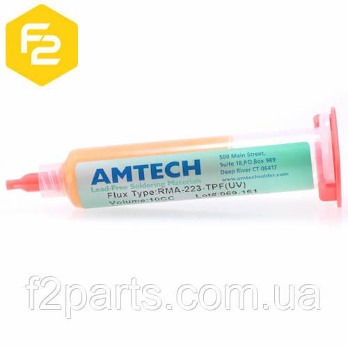 Флюс-гель  RMA-223-TPF(UV) Amtech, среднеактивный, для пайки материнских плат