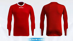 Футболка BestTeam SC-13020 L/S красная