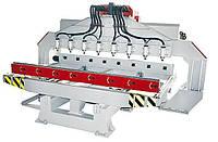 Многошпиндельный фрезерно - гравировальный станок ZENITECH RJ2512, фото 1