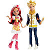 Набор кукол Ever After High Daring Charming & Rosabella Beauty из серии  Epic Winter.