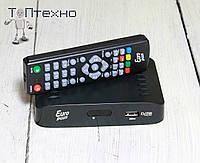 T2-тюнер, цифровой эфирный HD приемник Euro Plus K52