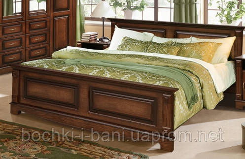 Кровать из массива дуба, фото 2