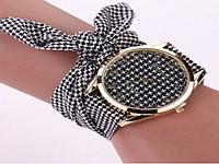 Женские наручные часы Geneva 1, Черный, фото 1