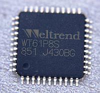 WT61P8S;(QFP48)